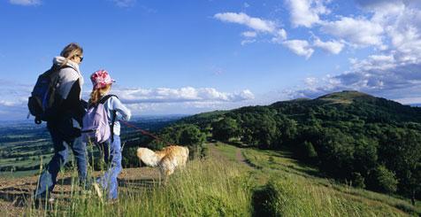Walking Breaks in Herefordshire
