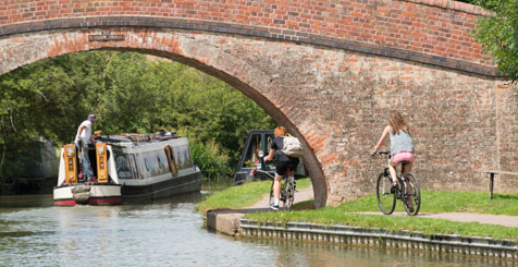 Canals of Leicestershire