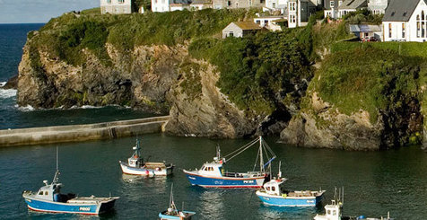 Harbours and Fishing Villages of England