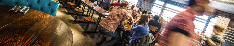 Lane 7 Bar, Newcastle