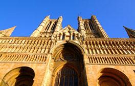 Lincoln et le Lincolnshire