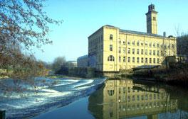 Leeds et le Yorkshire de l'Ouest