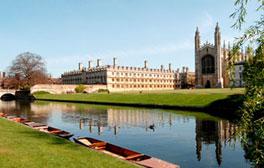 Cambridge et le comté du Cambridgeshire