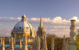 Oxford et l'Oxfordshire