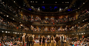 Royal Shakespeare Theatre in Stratford