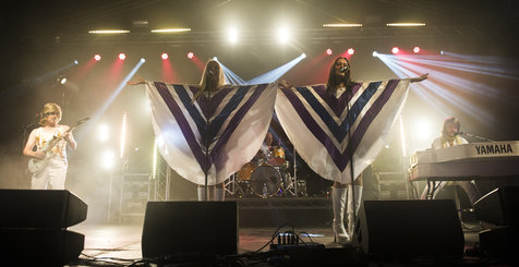 Abba Event in Cornwall