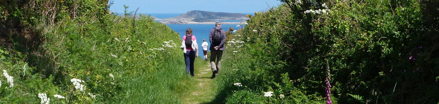 Walking England