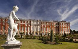 Hampton Court Palace (c)VisitEngland, Historic Royal Palaces 264x168