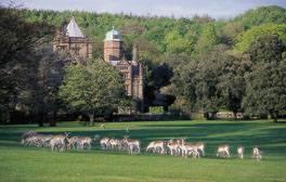 Holker Hall & Gardens, Cumbria (c) VisitEngland