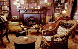 Sherlock Holmes' study