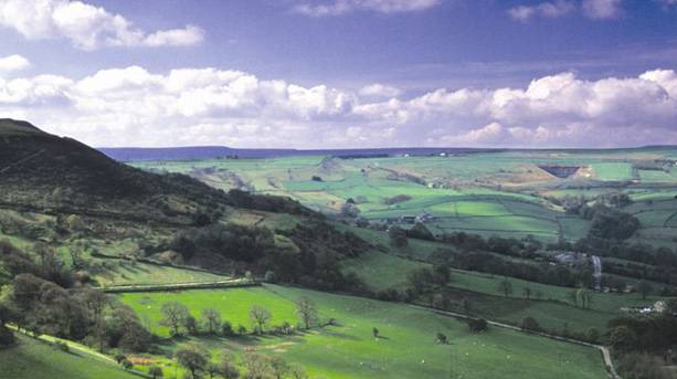 View of the Holme Valley