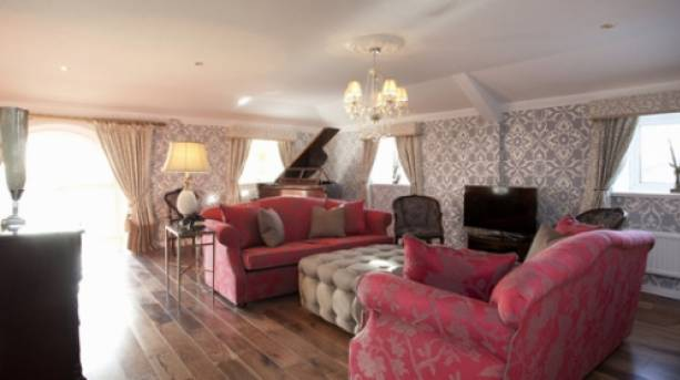St James Hotel Penthouse