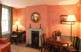 Stay in John Betjeman's old home