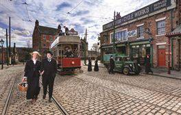 Take your senses on a trip back in time at Beamish