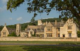 Spoil yourself with a bit of luxury at Ellenborough Park