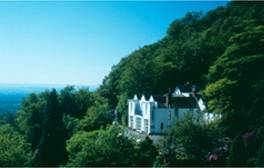 Unwind with a hotel stay boasting 'England's best view'