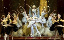 Experience an on-stage extravaganza at the Birmingham Hippodrome