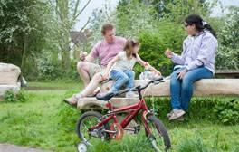 Enjoy active fun for all the family in Essex's Lee Valley