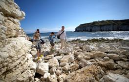 Mermaids, dinosaurs and pirate adventure on the Yorkshire Coast