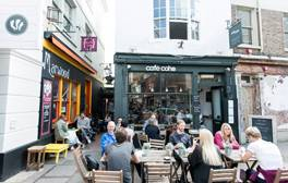 Discover Brighton and Hove's fresh and exciting foodie scene