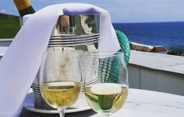 Stunning sea views and fine wines at a hip Dorset clifftop hotel