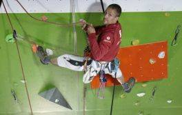 Visit one of the UK's most innovative climbing centres