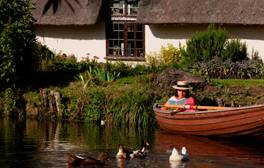 Follow in the footsteps of great artists in Constable Country