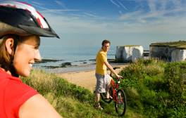 Turn Kent's coastline into your very own outdoor gym