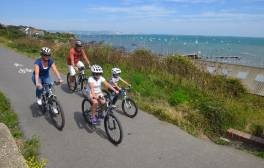 See Dorset from two wheels on a Jurassic Cycle Trail