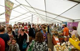 Enjoy a celebration of food & art at the Forest Food Showcase