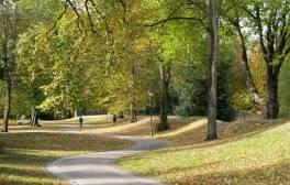 Explore Derby's picturesque parks this spring