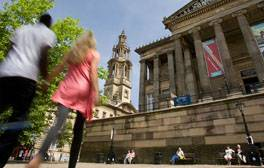 Catch cultural gems on a Preston city break
