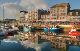 Try Plymouth's Historic Barbican and Sutton Harbour