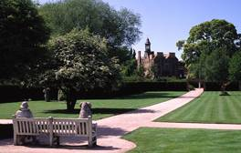 Discover outdoor art and indoor crafts at Rufford Abbey
