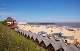Enjoy a budget break on the Suffolk coast