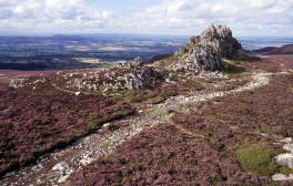 Discover the wild, rugged Stiperstones of Shropshire
