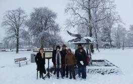Join a festive guided walk in Stratford-upon-Avon