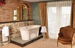 Snuggle up in luxury on the Northumberland Coast