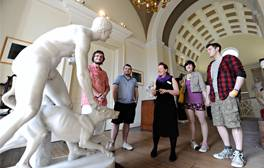 Uncover history, art and culture at The Collection