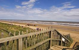 Take a walk on the wild side in East Lincolnshire