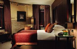 Plan a romantic escape to Malmaison Oxford