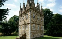 Explore the beautiful and curious Rushton Triangular Lodge