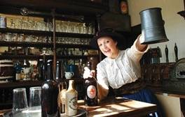 See what's behind a pint at the National Brewery Centre