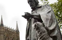 On the trail of the Poet Laureate Alfred, Lord Tennyson