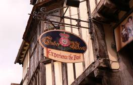 Experience the ghastly world of the Tudors