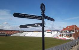 Be bowled over by the Scarborough Cricket Festival