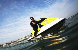 Make waves on a water sports holiday in Bournemouth