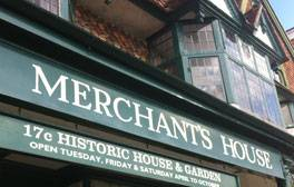 Step back in time in a 17th century merchant's house