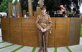 Experience Worcestershire's WWI commemorations