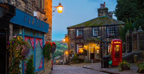 Visit West Yorkshire